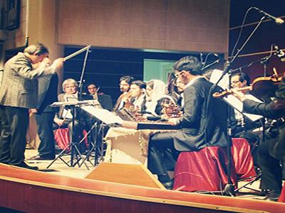 آموزشگاه موسیقی نوای محجوبی