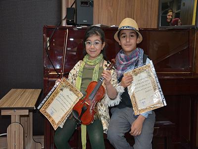 آموزشگاه موسیقی مکتب خانه