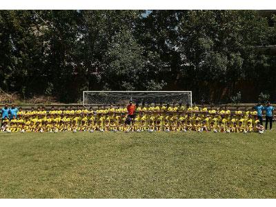 مدرسه فوتبال پرشان