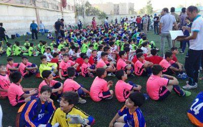 مدرسه فوتبال برنا