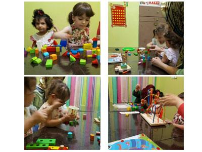 مرکز تخصصی کودک رویای شیرین