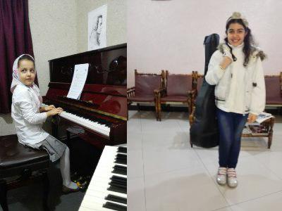 آموزشگاه موسیقی آوای مهرآیین